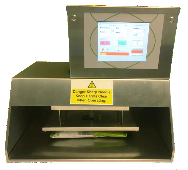 Check-A-Pack 600 Automatic Leak & Burst Package Tester | RDM